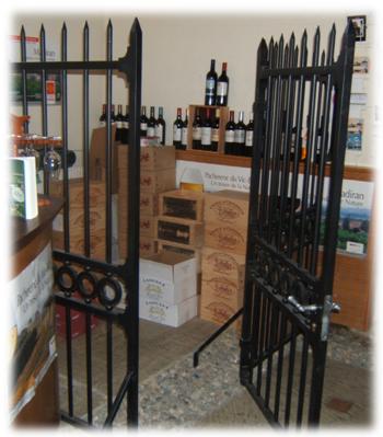 Maison du vin à madiran